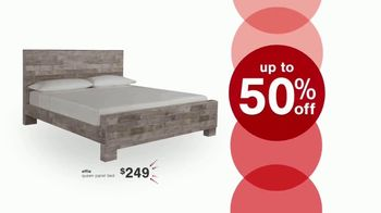 Ashley HomeStore Black Friday Sale TV Spot, 'Final Days: Up to 50% Off' - Thumbnail 2