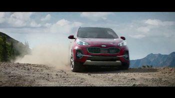2021 Kia Sportage TV Spot, 'Montaña' [Spanish] [T2] - Thumbnail 7