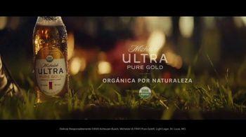 Michelob ULTRA Pure Gold TV Spot, 'Fogata' [Spanish] - Thumbnail 6