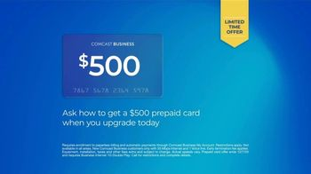 Comcast Business TV Spot, 'Ways of Working: $35 and $500 Prepaid Card' - Thumbnail 9