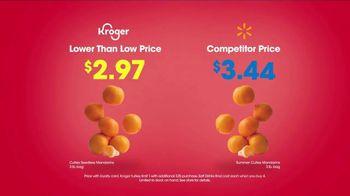 The Kroger Company TV Spot, 'Precios más bajos: pavo y Dr Pepper' canción de Flo Rida [Spanish] - Thumbnail 6
