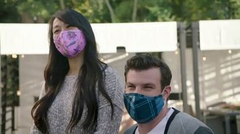 Boomer Face Masks TV Spot, 'Upgrade for the Holidays'