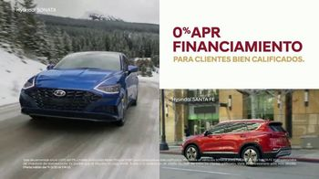 Hyundai Evento de Ventas Acción de Gracias TV Spot, 'Banquete' [Spanish] [T2]