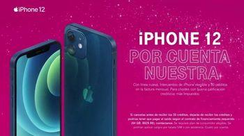 T-Mobile TV Spot, 'Días festivos: Apple iPhone 12 por cuenta nuestra' [Spanish] - Thumbnail 4