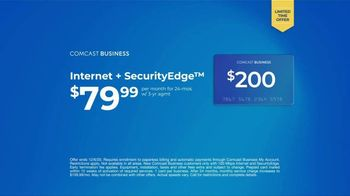Comcast Business TV Spot, 'Another Day: Internet + SecurityEdge' - Thumbnail 5