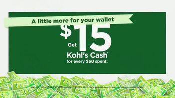 Kohl's Black Friday Week Deals TV Spot, 'Ninja Grill, Fitbit, Sleepwear' - Thumbnail 2