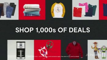 JCPenney Black Friday TV Spot, 'Diamonds and Outerwear' - Thumbnail 4
