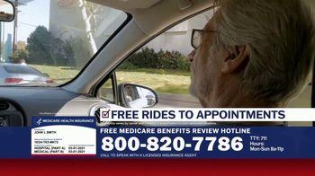 Medicare Benefits Hotline TV Spot, 'Expanded Benefits Final Days: $144 Added Back' - Thumbnail 3