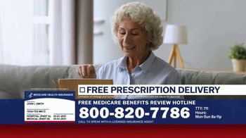 Medicare Benefits Hotline TV Spot, 'Expanded Benefits Final Days: $144 Added Back'