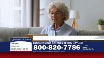 Medicare Benefits Hotline TV Spot, 'Expanded Benefits Final Days: $144 Added Back' - Thumbnail 8