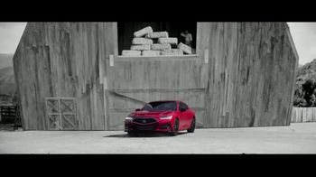 Acura Season of Performance Event TV Spot, 'Break the Silence' Song by Betty Hutton [T2]