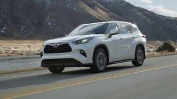 Toyota Thanksgiving Sales Event TV Spot, 'Everywhere You Are: SUVs' [T2]