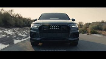Season of Audi Sales Event TV Spot, 'Snowy Road' [T2] - Thumbnail 2
