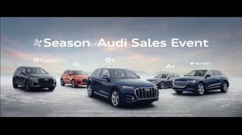 Season of Audi Sales Event TV Spot, 'Snowy Road' [T2] - Thumbnail 5