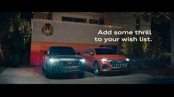 Season of Audi Sales Event TV Spot, 'Thrill' [T2] - Thumbnail 5