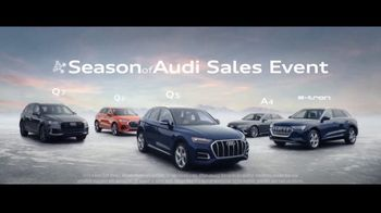 Season of Audi Sales Event TV Spot, 'Thrill' [T2] - Thumbnail 6