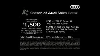 Season of Audi Sales Event TV Spot, 'Thrill' [T2] - Thumbnail 7