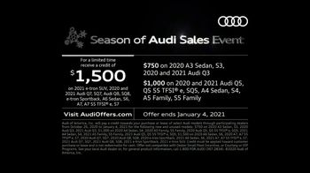 Season of Audi Sales Event TV Spot, 'Thrill' [T2] - Thumbnail 8