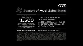 Season of Audi Sales Event TV Spot, 'Thrill' [T2] - Thumbnail 9