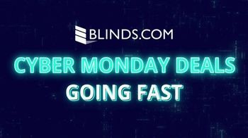 Blinds.com Cyber Monday Deals TV Spot, 'DIY, Install Help or Design Services'