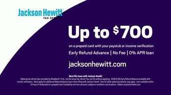 Jackson Hewitt TV Spot, 'Need Money for the Holidays?: Early Refund Advance Loan' - Thumbnail 10