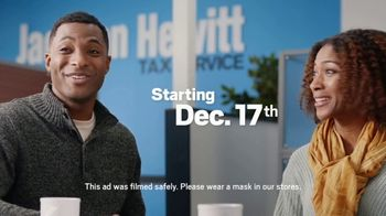 Jackson Hewitt TV Spot, 'Need Money for the Holidays?: Early Refund Advance Loan' - Thumbnail 4