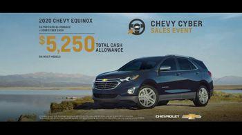 Chevrolet Cyber Sales Event TV Spot, 'Black Friday Event: Just Better: SUVs' [T2] - Thumbnail 7