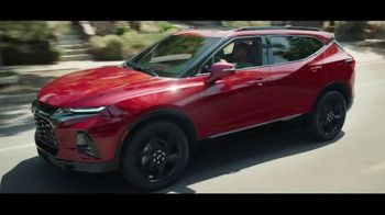 Chevrolet Cyber Sales Event TV Spot, 'Black Friday Event: Just Better: SUVs' [T2] - Thumbnail 5