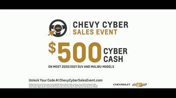 Chevrolet Cyber Sales Event TV Spot, 'Black Friday Event: Just Better: SUVs' [T2] - Thumbnail 6