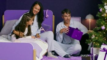Purple Mattress Cyber Monday Deals TV Spot, 'Up to $500 Off Mattress and Sleep Bundle'