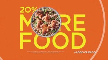 Lean Cuisine Bowls TV Spot, '20% More Satisfaction' - Thumbnail 4