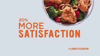 Lean Cuisine Bowls TV Spot, '20% More Satisfaction' - Thumbnail 5