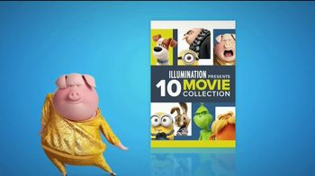 Illumination Presents: 10-Movie Collection Home Entertainment TV Spot