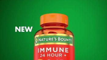 Nature's Bounty Immune 24 Hour+ TV Spot, 'Longer Lasting' - Thumbnail 6