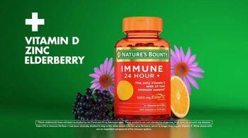 Nature's Bounty Immune 24 Hour+ TV Spot, 'Longer Lasting' - Thumbnail 9