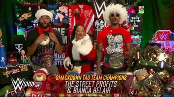 WWE Shop Black Friday Sale TV Spot, 'Are You Ready?: Take an Additional 25% Off' - Thumbnail 2