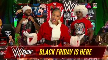 WWE Shop Black Friday Sale TV Spot, 'Are You Ready?: Take an Additional 25% Off' - Thumbnail 3