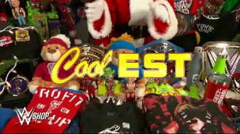 WWE Shop Black Friday Sale TV Spot, 'Are You Ready?: Take an Additional 25% Off' - Thumbnail 4