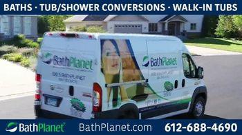 Bath Planet TV Spot, 'Free Premium Upgrades in November' - Thumbnail 1