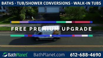 Bath Planet TV Spot, 'Free Premium Upgrades in November' - Thumbnail 2