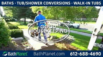 Bath Planet TV Spot, 'Free Premium Upgrades in November' - Thumbnail 4