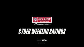 NFL Shop Cyber Weekend Savings TV Spot, 'My Everything' Song by Bakar - Thumbnail 8