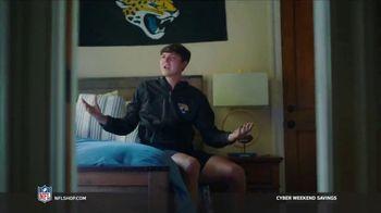 NFL Shop Cyber Weekend Savings TV Spot, 'My Everything' Song by Bakar - Thumbnail 2