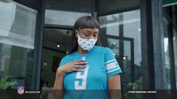 NFL Shop Cyber Weekend Savings TV Spot, 'My Everything' Song by Bakar - Thumbnail 3