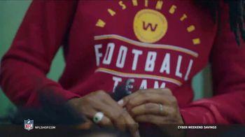 NFL Shop Cyber Weekend Savings TV Spot, 'My Everything' Song by Bakar - Thumbnail 5