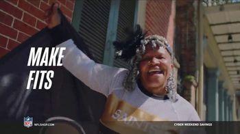 NFL Shop Cyber Weekend Savings TV Spot, 'My Everything' Song by Bakar - Thumbnail 6