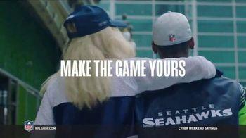 NFL Shop Cyber Weekend Savings TV Spot, 'My Everything' Song by Bakar - Thumbnail 7