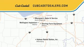 Cub Cadet X Series Snowblowers TV Spot, 'Winter Is What You Make of It: $200 Off Select 2X and 3X' - Thumbnail 9