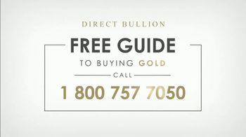 Direct Bullion TV Spot, 'Safe Haven' - Thumbnail 4