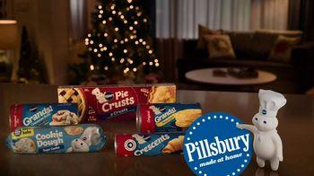 Pillsbury TV Spot, 'Holidays: Santa Belly Boops' - Thumbnail 8